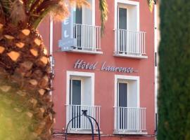 Hôtel Laurence, hotel in Cassis
