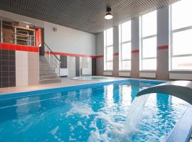 Era Spa Hotel Complex, hotel with pools in Kaliningrad