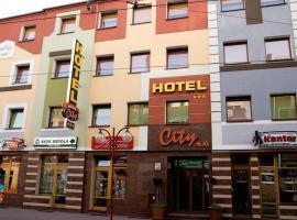 Hotel City
