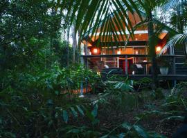 Songbirds Rainforest Retreat, villa à Mount Tamborine