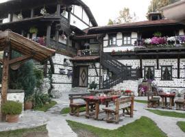 Хотел Македонска кръчма, хотел в Добринище