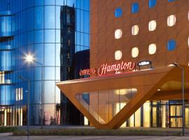 Hampton by Hilton Saint-Petersburg ExpoForum, hotel in Saint Petersburg