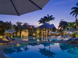 Wyndham Rio de Janeiro Barra, hôtel avec jacuzzi à Rio de Janeiro