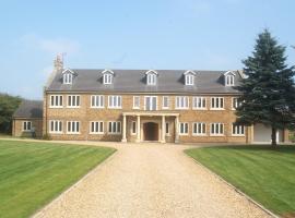 Woodhouse Farm Lodge