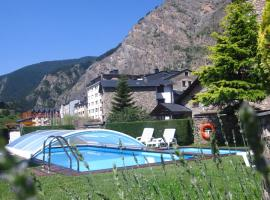 Hotel Bonavida, hotel in Canillo