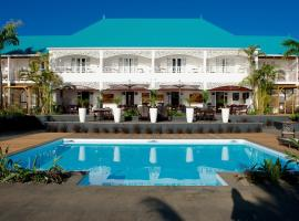 Blue Margouillat Seaview Hotel-RELAIS & CHATEAUX