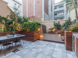 Sunny Flat, apartamento en Barcelona