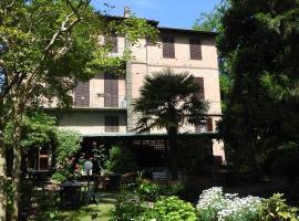 Hotel Moderno, hotel in Siena