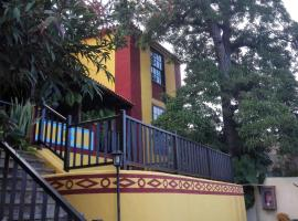Hotel Rural La Raya 1866