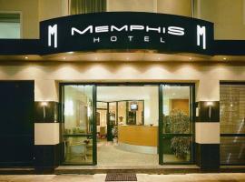 Memphis Hotel, hotel near Eiserner Steg, Frankfurt