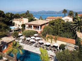 Le Mouillage, accessible hotel in Saint-Tropez