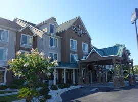 Country Inn & Suites by Radisson, Savannah I-95 North