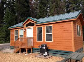 Leavenworth Camping Resort Cottage 5