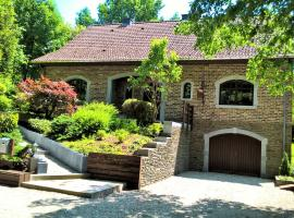 Villa Sous-Bois Marie, pet-friendly hotel in Spa