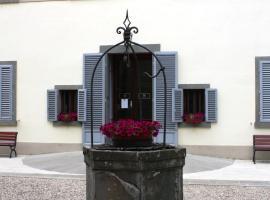 Villa Montarioso, hotel in Siena
