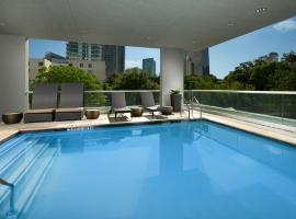Homewood Suites by Hilton Miami Downtown/Brickell: Miami'de bir otel