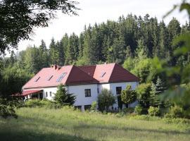 Dom Supełek, family hotel in Duszniki Zdrój
