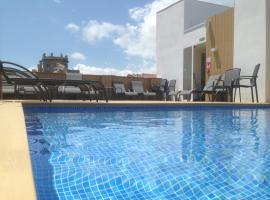 Chi, hôtel à bas prix à Barcelone