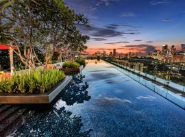 Hotel Jen Orchardgateway Singapore by Shangri-La (SG Clean)