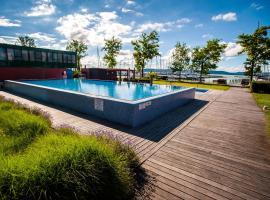 BL YachtClub & Apartments, hotel Balatonlellén