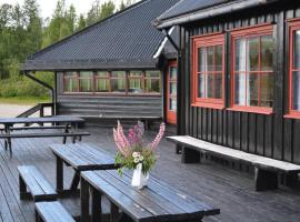 Skjerdingen Høyfjellshotel i Ringebu