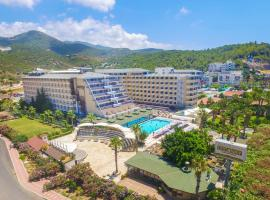 Beach Club Doganay Hotel - All Inclusive, отель в Конаклах
