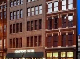 Homewood Suites by Hilton Indianapolis Downtown