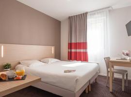 Appart'City Lyon Part Dieu Garibaldi