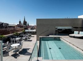 カタロニア マグダレン、バルセロナのホテル