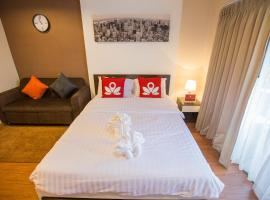 ZEN Rooms Soi Chom Chan