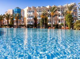 Hasdrubal Thalassa & Spa Yasmine Hammamet, hotel in Hammamet