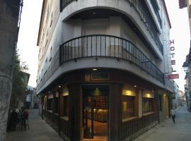 Hotel Bayona, hotel en Baiona