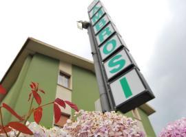 Hotel Ambrosi, hotel in Fiuggi