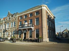Loskade 45, hotel near Middelburg Station, Middelburg