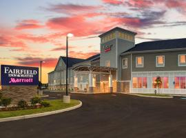 Fairfield Inn & Suites by Marriott Cape Cod Hyannis, hotel in Hyannis