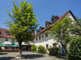 Hotel Garni zum Gockl, hotel near Freimann underground station, Munich