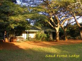 Sand Forest Lodge Hluhluwe