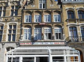 Hotel Gasthof 't Zweerd, hotel in Ieper
