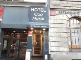 Hôtel Coq Hardi