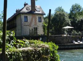 Moulin de la Chevriere