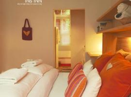 Heaven AT 11, your Deluxe Studio with personal bathroom, kitchenette & terrace