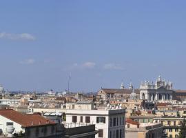 I Tetti Di Roma, hotel near Ponte Lungo Metro Station, Rome