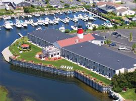 Riverview Resort by VRI Resort, family hotel in South Yarmouth