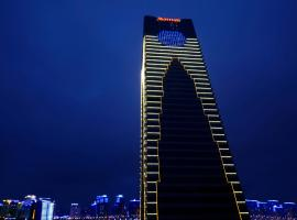 Suzhou Marriott Hotel, hotel in Suzhou