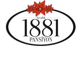 AYVALIK 1881 PANSİYON