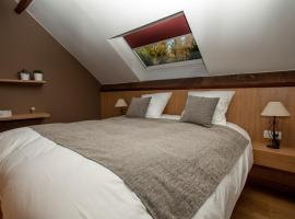 La maison d'emile, hotel near S.H.A.P.E., Masnuy-Saint-Jean