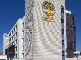 לגאסי - מלון ומרכז כנסים נצרת, מלון בנצרת