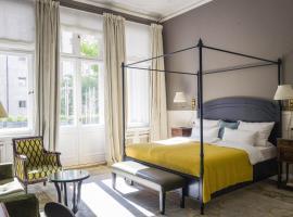 فندق هنري برلين كورفورستيندام