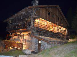 Frantze, Le Rascard 1721, hotel near Frachey - Alpe Ciarcerio funicolar, Champoluc