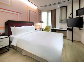 Uinn Business Hotel-Shihlin, hotel in Taipei